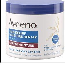 Aveeno Skin Relief, Moisture Repair Cream, 11oz
