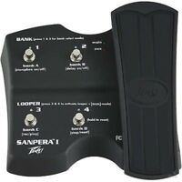 Peavey Sanpera I 4-Button Footswitch Expression Pedal Vypyr Amp Foot Controller