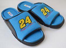 Size 11 Slippers Slip On Shoes Jeff Gordon #24 NASCAR