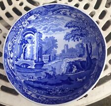 Antique Blue and White Copeland Spode Italian Pattern Bowl