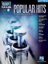 Popular Hits: Trumpet Play-Along Volume 1 (Hal Leonard Trumpet Play-Along), Hal