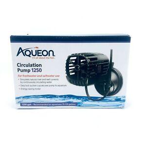 Aqueon Circulation Pump 1250 GPH (BLACK) Used.