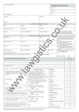 Legally Compliant - Vehicle Sales Invoice pad