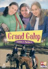COFFRET 2 DVD ZONE 2--SERIE TV--GRAND GALOP--SAISON 2 / PARTIE 2 / 13 EPISODES