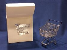 Grocery Shopping Cart for Favors, Gifts, Dolls, Great Gift!