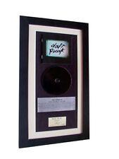 DAFT PUNK Human After All CLASSIC CD Album TOP QUALITY FRAMED+FAST GLOBAL SHIP
