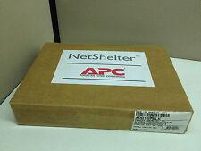 New Apc NetShelter Ar8167Blk Power Cable Trough End Cap