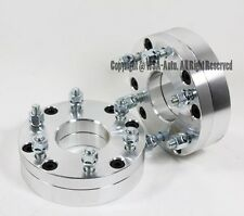 2 Pcs Conversion Wheel Spacers Adapters 5x4.75 To 6x5.5 | 74 CB | 50MM 2 Inch