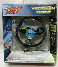 Air Hogs Vectron Wave Hand Controlled UFO Light FX Flyer, Multi Colors ~ NEW