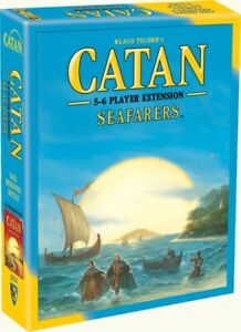 1x Catan: Seafarers: 5-6 Player Extension: 2015 Edition