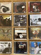 cd sammlung rap hip hop 12 Alben/sampler/mixtapes