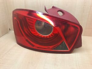SEAT IBIZA RHD 2010 6J4945095C 6J4945111B REAR LEFT TAILGATE LIGHT LAMP GENUINE