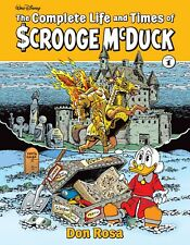 The Complete Life and Times of Scrooge McDuck Volume 1 * NEW