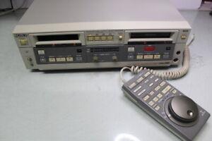 High-End Professional Hi8 Videorecorder/ Player   SONY  Hi8-Editor EVO-9700P