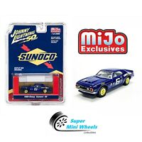 Johnny Lightning 50th 1968 Chevrolet Camaro SS Sunoco Racing 1:64