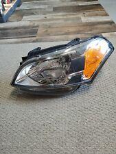 2010 2011 Kia Soul Headlight Driver Left LH Halogen 921012KXXX OEM J21