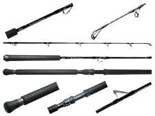 Jigging World Black Hawk JW-BH610C-MH Spiral Wrap Conventional Rod w/ Free Hat
