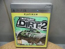 Jeu sony PS3 : DIRT 2 - complet