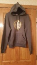 Element Wind, Water, Fire, Earth Hoodies sweater XL brown gray