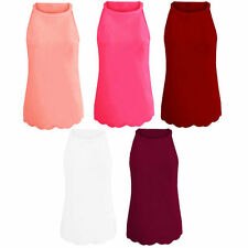 Unbranded Polyester Sleeveless Tanks, Camis for Women
