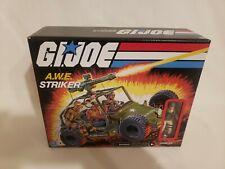 Hasbro G.I. Joe Retro 3.75 iInch A.W.E. Striker Exclusive Vehicle Crankcase Action Figure