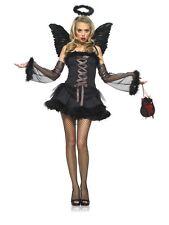 Dark Angel Costume, Leg Avenue, 6-14, Halloween, Fairy, Death, Gothic, Sexy,