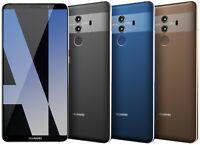 Huawei Mate 10 Pro - 128GB - 4 Colours - Unlocked SIM Free GRADED