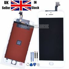 White LCD Touch Screen Digitizer Display Assembly Replacement For iPhone 6 4.7""