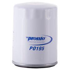 Engine Oil Filter-Standard Life Oil Filter Pronto Po195(Fits: Lynx)