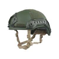 EMERSON ELMETTO SOFTAIR ACH MICH 2001 OLIVE DRAB EM8979C airsoft tactical helmet