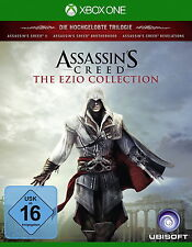 Assassin's Creed: The Ezio Collection (Microsoft Xbox One, 2016) Neu & OVP