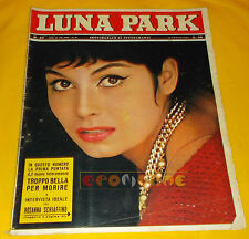 LUNA PARK 1962 n. 30 Rosanna Schiaffino, Piero Litaliano, Marisa Borroni