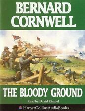Bernard Cornwell - The Bloody Ground (2xAudio Cass 1994) Starbuck Chronicles #4
