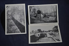 RPPC Set of 3 Eric Canal Lock Fort Hunter, NY