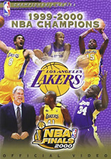 ARTIST NOT PROVIDED-NBA CHAMPIONS 2000: LOS ANGELES LAKERS (US IMPORT) DVD NEW