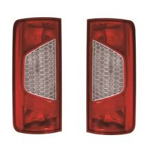 For Ford Transit Connect Mk1 Van 8/2009-2013 Rear Tail Lights Lamps Pair OS NS