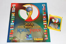 Panini World Cup WC WM Corea Japón 2002 02 – vacío álbum Empty álbum vuoto Mint!