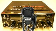 Cobra 29 LX 40-Channel CB Radio, Mods, Astatic 636 Mic, Pro Tuned ('Scope, etc)