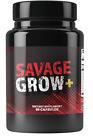 BRAND NEW Savage Grow Plus 60 Capsules