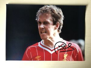 Phil Neal Liverpool Signed Photo Football