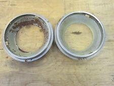 Seal Beam Conversion adaptors Vintage-30s-40s-Car-Truck PACKARD DODGE FORD CHEVY