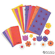 Flower Foam Adhesive Shapes - Crafts for Kids and Fun Home Activities