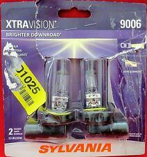 Sylvania XtraVision 9006 Dual Pack Halogen Headlights ~ NOS