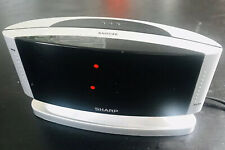 Sharp Digital Alarm Clock SPC033