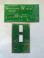 SWR Power meter TFT display HF PCBs with protection - LDMOS mosfet or TUBE