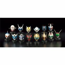 Bandai Masked Rider Mask Collection Vol.10 All 14 Kinds of Normal Comp Japan F/S