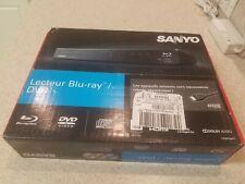 Brand New Sanyo Blu-Ray DVD Player FWBP506FF