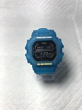 Casio G-Shock GX56 Frosted Light Blue (Customized)Tough Solar