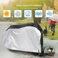 Waterproof Cycling Bike Bicycle Rain Cover Dust Garage Scooter Protector Ou J5H5