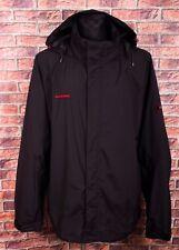 MAMMUT Men DRY TECH Waterproof hooded Coat Jacket Size XXL